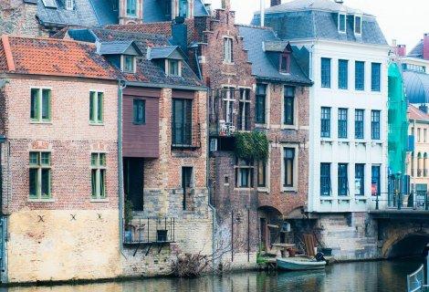 Culturele uitstap Gent maart 2011