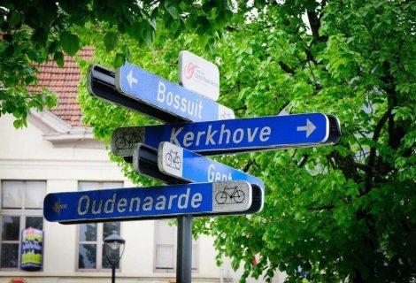 Chirapsia culturele uitstap april 2014 Oudenaarde