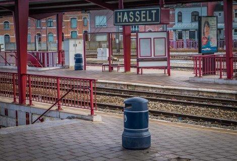 Culturele uitstap Hasselt maart 2016
