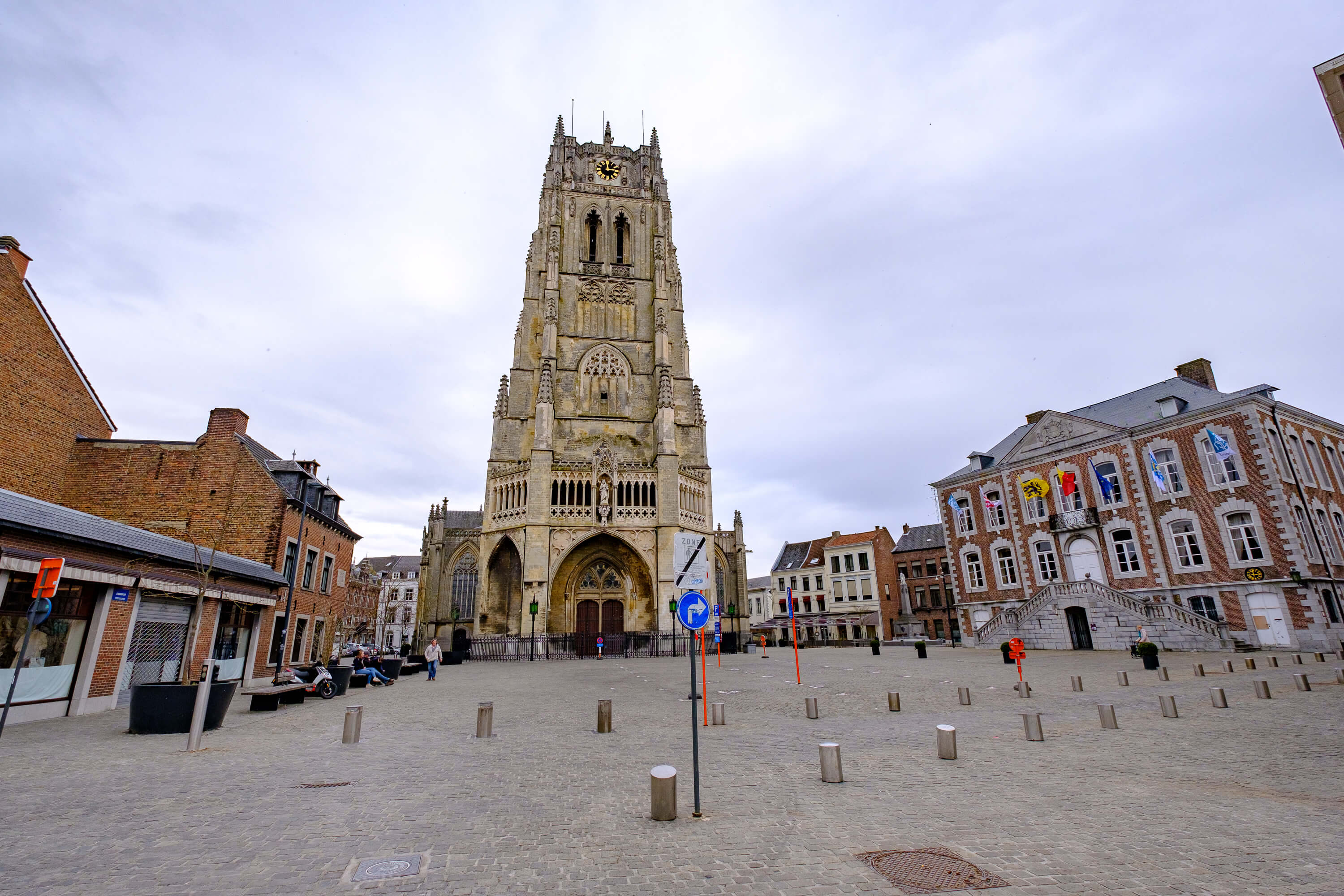 Chirapsia culturele uitstap Tongeren april 2018