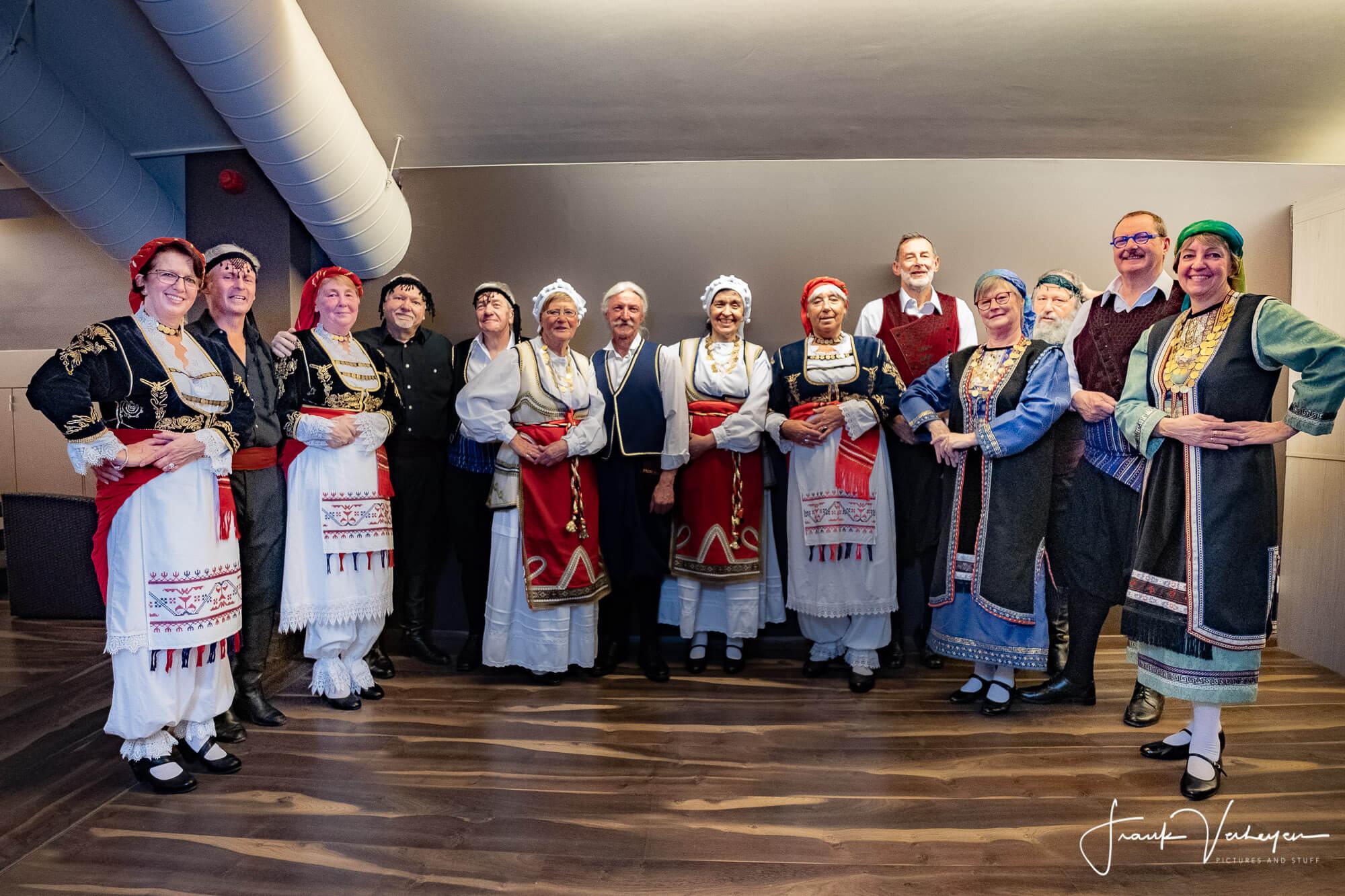 Chirapsia Grieks feest november 2018